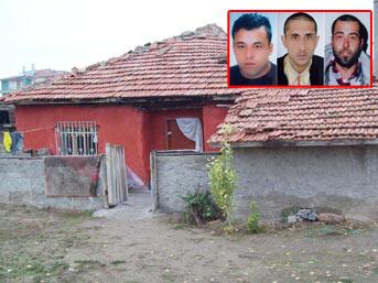 Kırıkkale'de korkunç cinayet: 2 ölü
