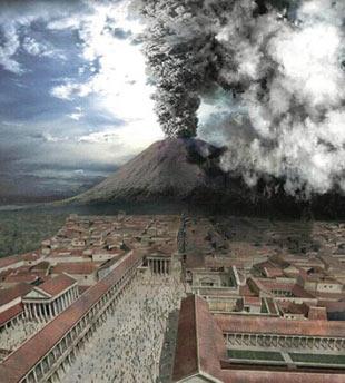 Pompeii Felaketi