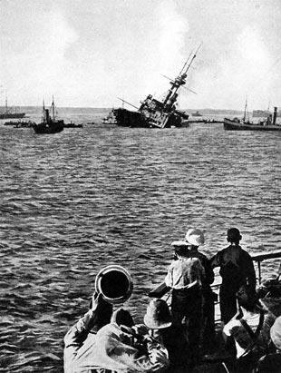 Batan Gemiler Ve O gemilerin Kahramanlari