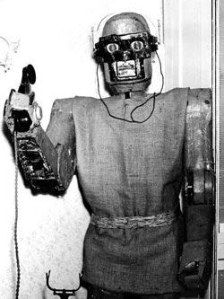 16-TELEFONA CEVAP VEREN ROBOT