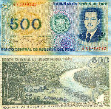 PERU PARASINA DİKKAT