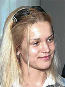 Natalya Ribolovleva:
