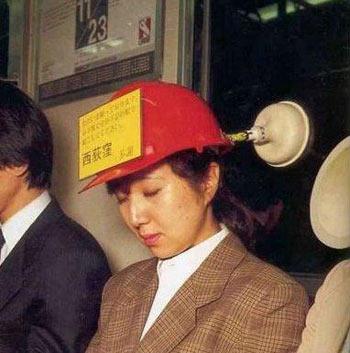 3. Metro uykucuları