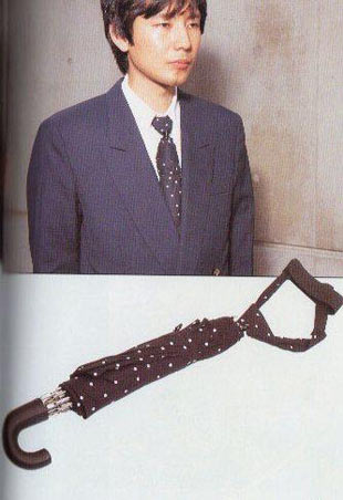 5. Şemsiye-kravat