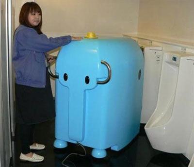 7. Tuvalet fili
