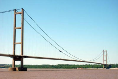 Humber Köprüsü (İngiltere) 1,410 m - 1981