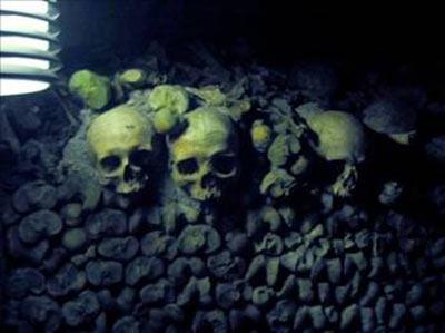 Paris Yeraltı Mezarlığı