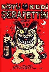 Kötü Kedi Şerafettin-Bülent Üstün