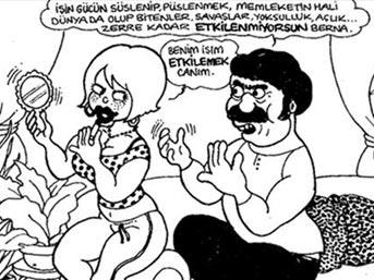 Kötü Kız Berna-Ramize Erer