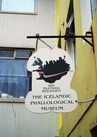 İzlanda Fallus Müzesi