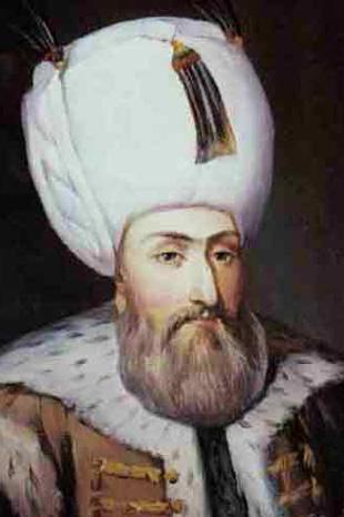 Kanuni Sultan S�leyman-H�rrem Sultan Nas�l �ld�-Mezarlar� Nerede-H�rrem-Kanuni T�rbe Resimleri-T�rbeleri Kim Yapm��t�r?
