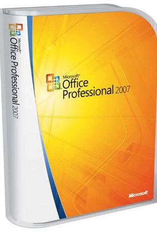 Microsoft Office 2007/2010