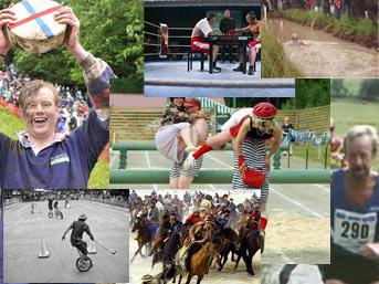 Dünyanın en tuhaf sporları