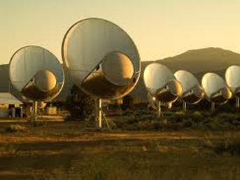 2007: Radyo teleskop yerine takımuydu