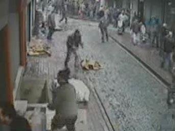 Gedikpaşa'da patlama faciası: 2 ölü