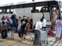 18 bin turist Ege'yi terk ediyor