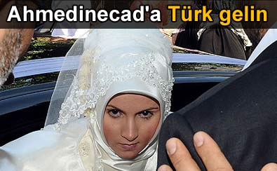 AHMED�NECAD'A T�RK GEL�N