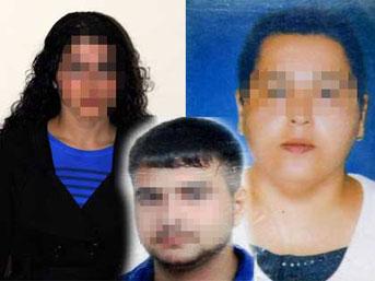 Antalya da sevgili sinden ayrılma karşılığında annesiyle cinsel