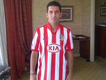 İşte Atletico Madrid formalı Arda!