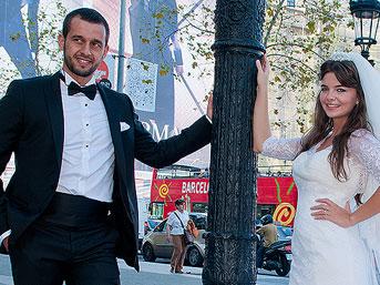 Pelin Karahan Düğün Resimleri