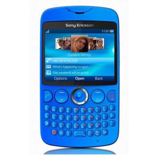 Yeni model cep telefonları geliyor sony ericsson txt