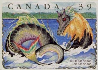 Ogo Pogo / Kanada