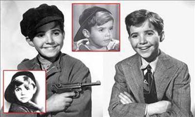 Scotty Beckett (1929-1968)