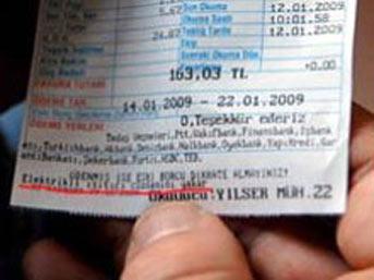 Elektrik faturasına 9 ek bedel