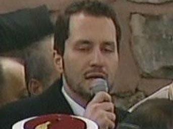 Fatih Erbakan tabut başında konuştu