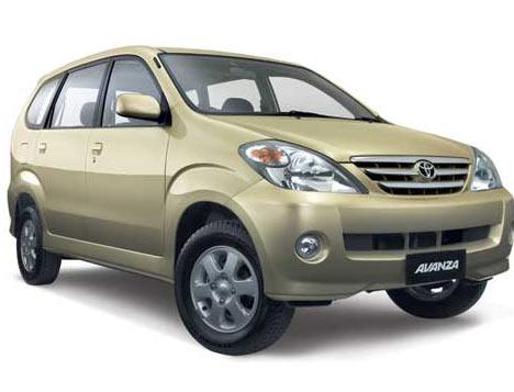 Endonezya - Toyota Avanza