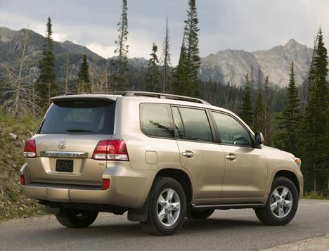 Birleşik Arap Emirlikleri - Toyota Land Cruiser