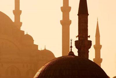 Sultanahmet Cami'nde yaşanan ibretlik olay