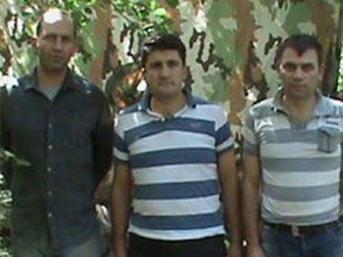 Kaçırılan askerlerin görüntüleri yayınlandı