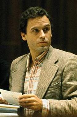Theodore Robert Ted Bundy (24 Kasım 1946 - 24 Ocak 1989)