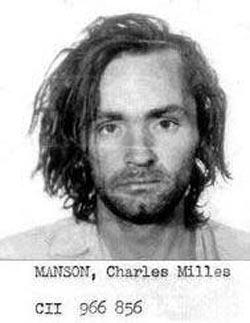 Charles Manson (12 Kasım 1934)