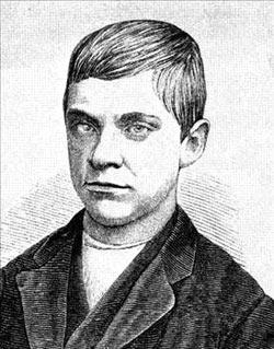 Jesse Harding Pomeroy (29 Kasım 1859 - 29 Eylül 1932)