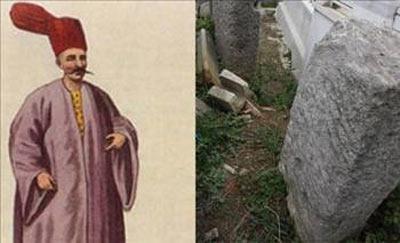 kelle Cellat Mezarlığı !
