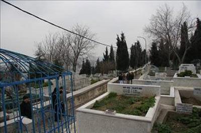 kelle4 Cellat Mezarlığı !