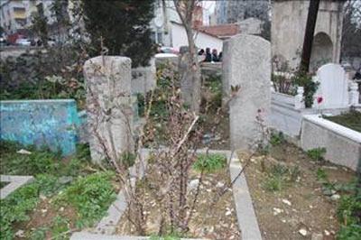 kelle6 Cellat Mezarlığı !