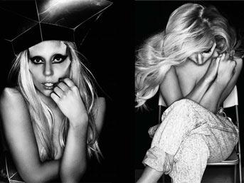 lady gaga11 - Lady Gaga'dan grup seks itirafı