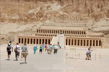 Valley of the kings / Mısır :