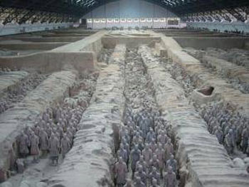 Terracota Army / Çin :