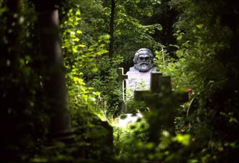 Highgate Mezarlığı (Londra, İngiltere)