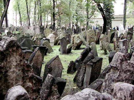 Eski Yahudi Mezarlığı (Prag, Çek Cumhuriyeti)