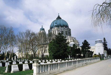 Zentralfriedhof (Viyana, Avusturya)