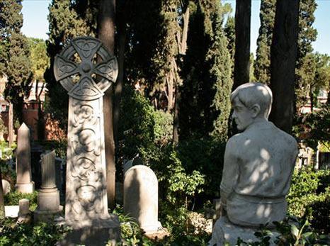 Protestan Mezarlığı (Roma, İtalya)