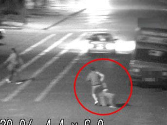 Ordu'daki İlginç Kazalar Mobese Kameralarına Yakalandı
