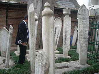 İstanbul'da pasaportla girilen mezarlık