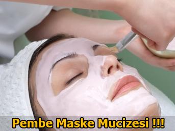 pembe maske 343 - Pembe Maske mucizesi