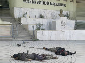 PKK'lıların fotoğrafları ortalığı karıştırdı